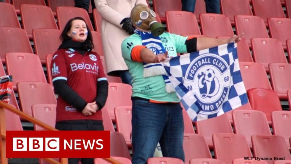 Coronavirus: Why are soccer groups in Belarus nonetheless enjoying? – BBC Information