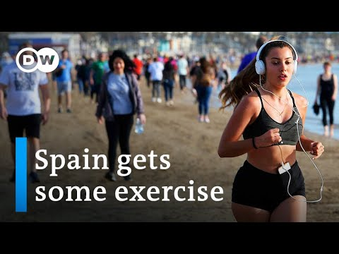 Spain eases coronavirus lockdown with greater than 25,000 deaths | DW Information