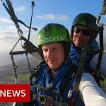 Paragliding over Tenerife's coronavirus-hit lodge – BBC Information