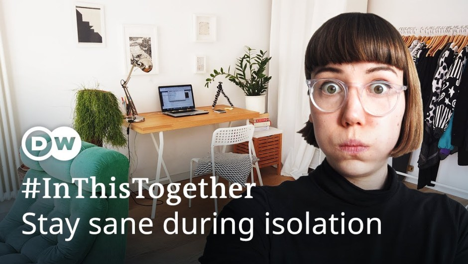 Coronavirus: How one can get by self-isolation   #InThisTogether