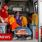 Indian hospitals ship SOS as Covid toll surges – BBC Information