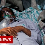 India's hospitals buckle underneath document Covid surge – BBC Information