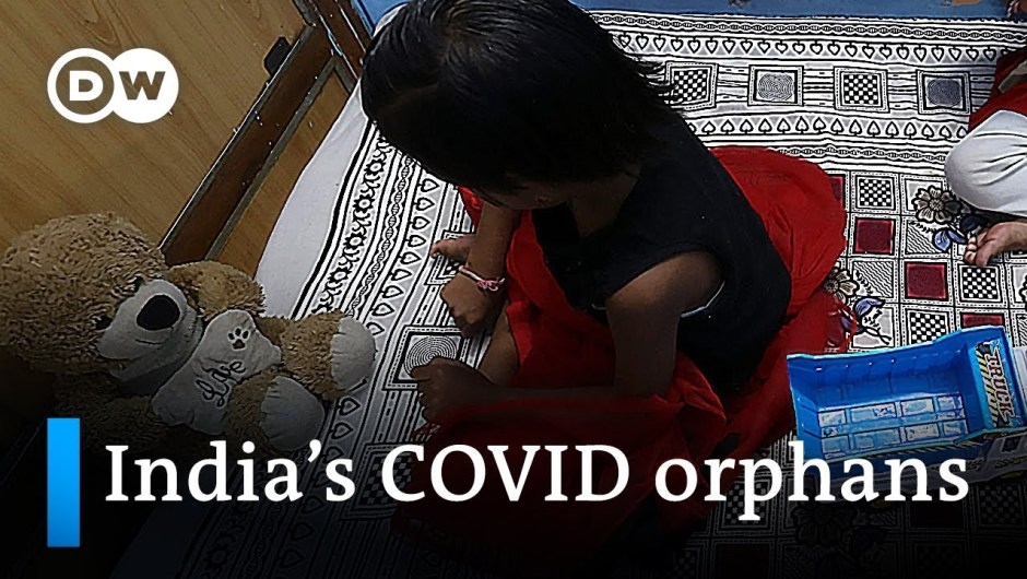 COVID-19: Indian kids orphaned by the pandemic | DW Information
