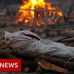 India data highest each day Covid dying toll as virus engulfs nation – BBC Information