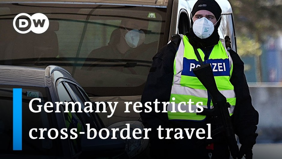 Coronavirus: Germany shuts borders +++ Sanofi vaccine not prepared in 2021 | COVID19 Replace
