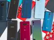 Global Smartphone sales ranking 2018
