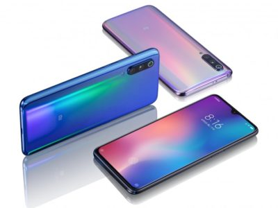 Xiaomi Mi 9 Android Smartphone Finally Launched Today: Check Full Specifications and Price