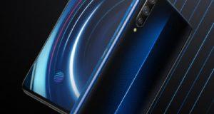 Vivo iQOO smartphone, 12GB + 256GB