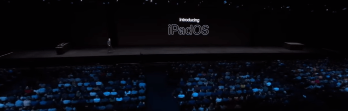 Apple at WWDC 2019 Announced iPadOS