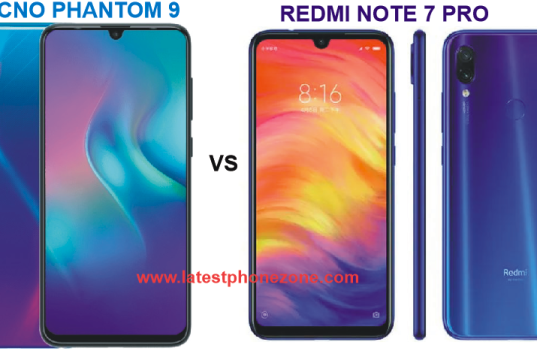 Tecno Phantom 9 vs Redmi Note 7 Pro: specs and price difference| the difference, similarities, full specifications comparison, and price in Nigeria and the USA