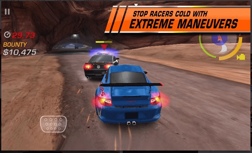 Download Need for Speed Hot Pursuit video game for Android smartphones and iOS devices| Hot Pursuit| Need for speed