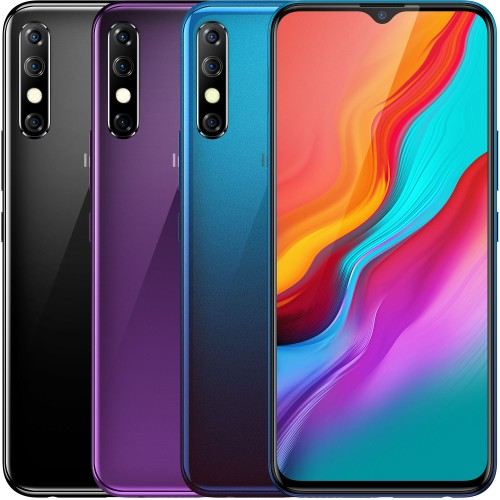 Infinix Hot 8 review. full specifications, and price in Nigeria. The budget android smartphone features 4GB RAM, 64GB internal storage, 5000mAh battery, as well as triple rear camera