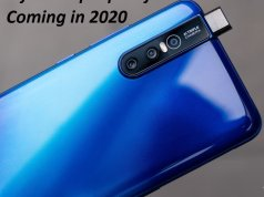 Infinix S5 Pro with Pop-Up selfie camera smartphones coming in the Q1 of 2020. See full specs and price in Nigeria