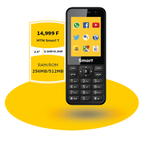 Tecno T901 vs MTN Smart T 3G smart feature phone prices in Nigeria and full specifications