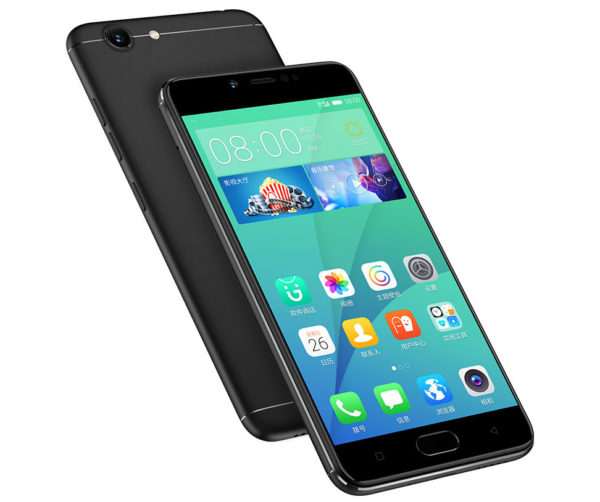 Gionee S10 Lite is one of the best budget phones under 30,000 Naira in Nigeria