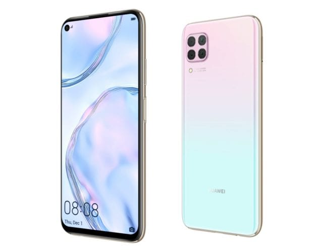 Huawei Nova 3i - Tech Specifications