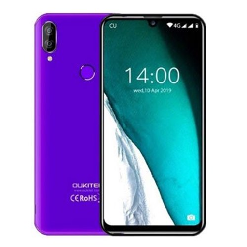 Oukitel C16 Pro is one of the best budget phones under 30,000 Naira in Nigeria