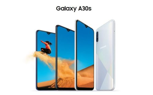 Samsung Galaxy A30s budget smartphone price in Nigeria