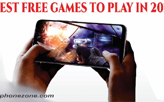 5 Best Free Games To Play in 2020