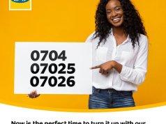 MTN Nigeria Number Prefixes