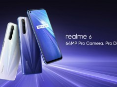 Oppo's sub-brand Realme announced the latest Realme 6 budget android smartphone and the price tag in Nigeria starts at NGN 63,700 for the basic variant (4GB/64GB). The 6GB/128GB is priced NGN 72,800, while the 8GB/128GB is sold at NGN 80,080.