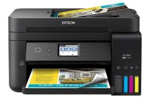 Epson WorkForce ET-4750 EcoTank