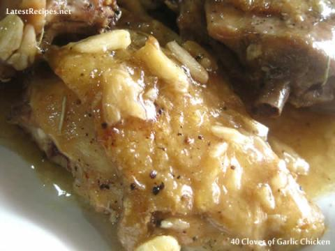 40_cloves_of_garlic_chicken