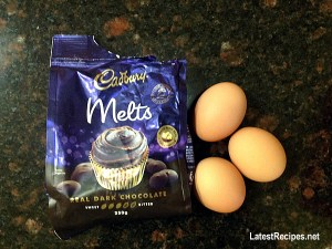 2-ingredient_chocolate_cake