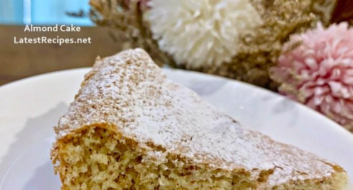 Flourless Almond Cake