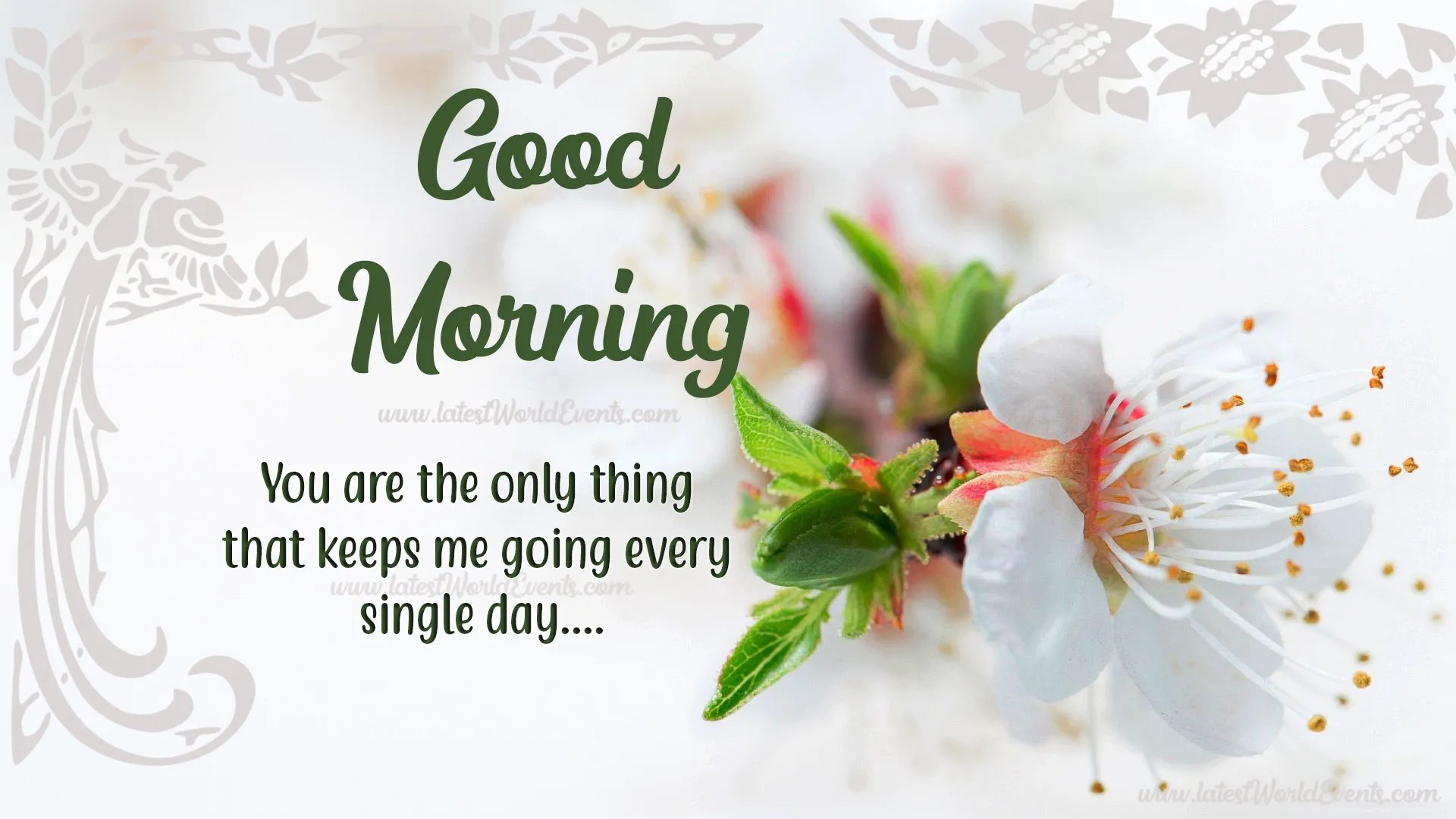 Morning amazing quotes good 60 Really