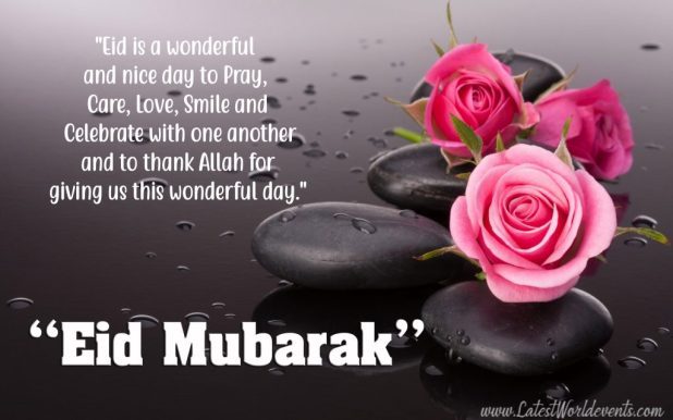 Happy Eid Mubarak Wishes Eid Mubarak Images 2019 Latest World Events