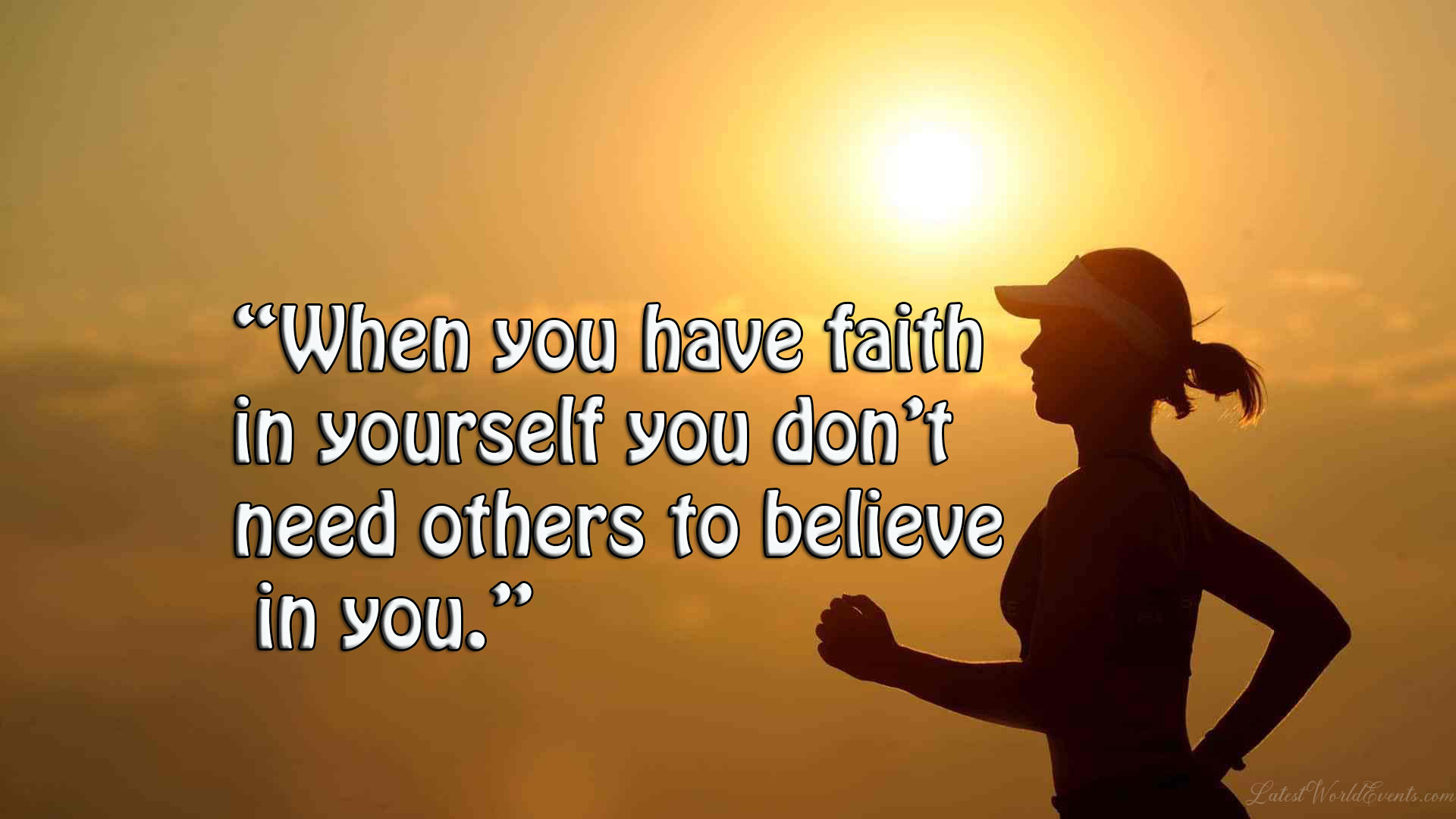 Quotes about faith hope and love & Inspirational faith ...
