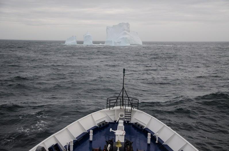Premier iceberg