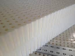 7' Latex-pedic natural organic cotton and wool bed