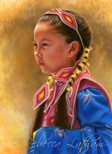 You Very young native american girl phrase