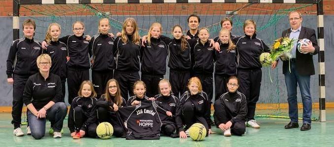 D-Juniorinnen 2014