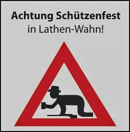 Schützenfest in Lathen-Wahn 2014