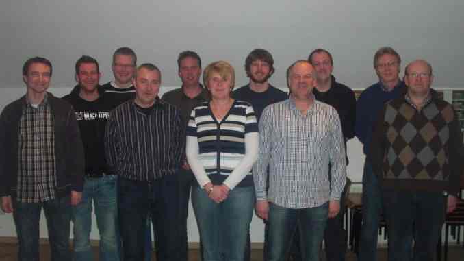 spvgg Vorstand 2011