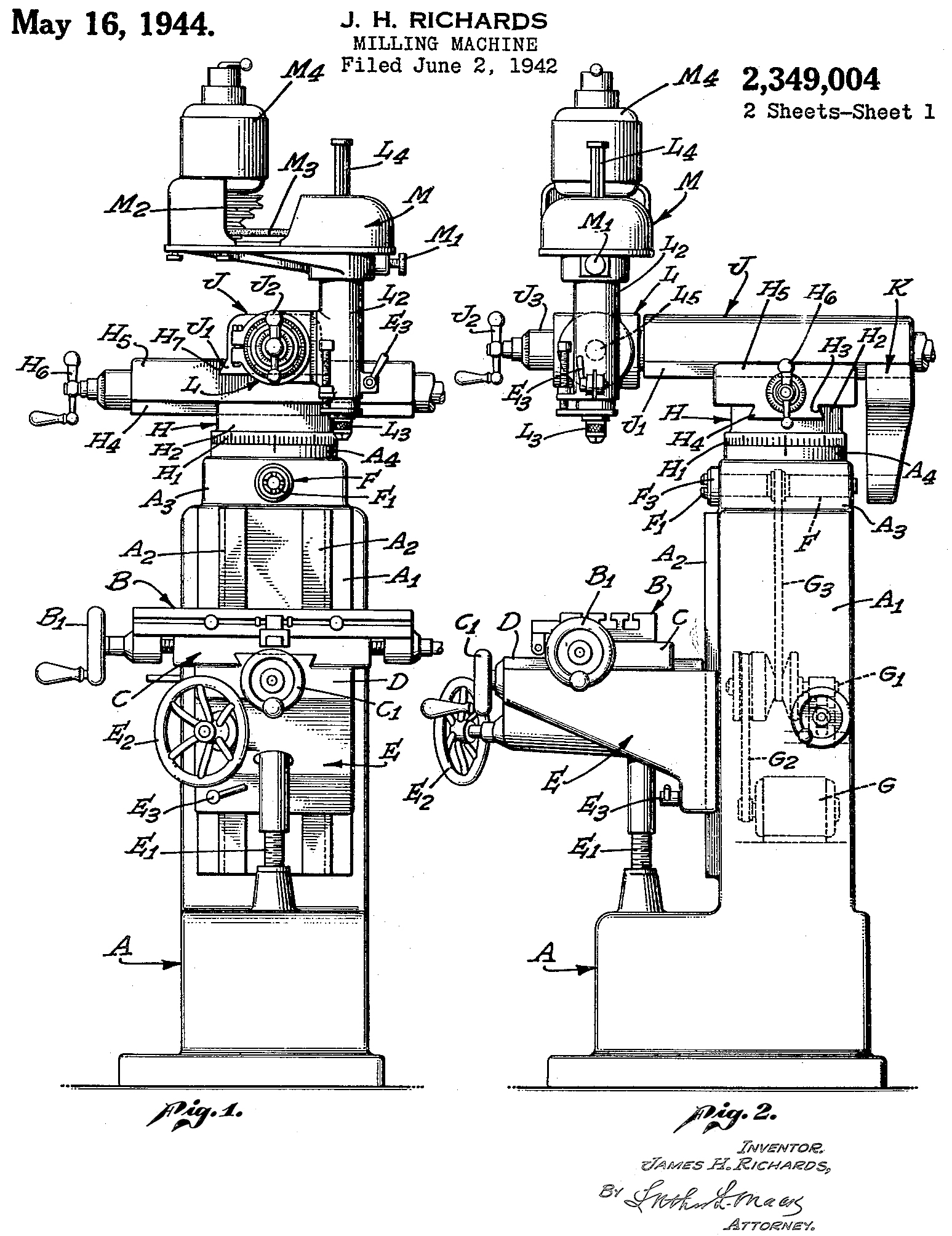 Fray Milling Machines