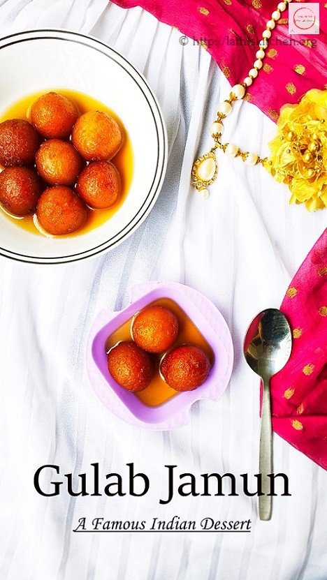 Gulab Jamun,Indian dessert,Desssert,Kids,Easy,Festival foods