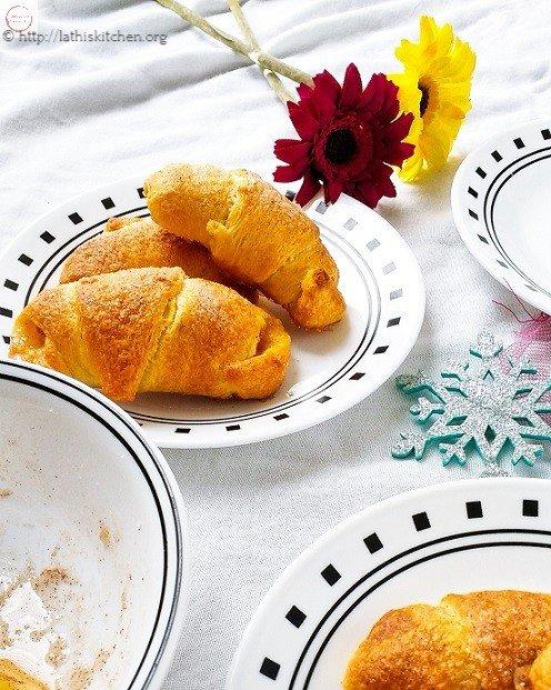 Apple pie cresscent rolls,baking,dessert,easy,christmas