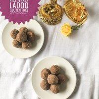 Aval Ladoo/Flattened Rice Ladoo - 2 Ways