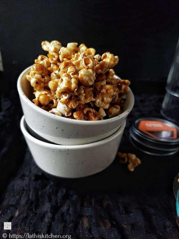 Pumpkin Pie Spice Popcorn,Popcorn,Snack,Christmas,Easy,Pumpkin pie spice,Vegetarian,kids,
