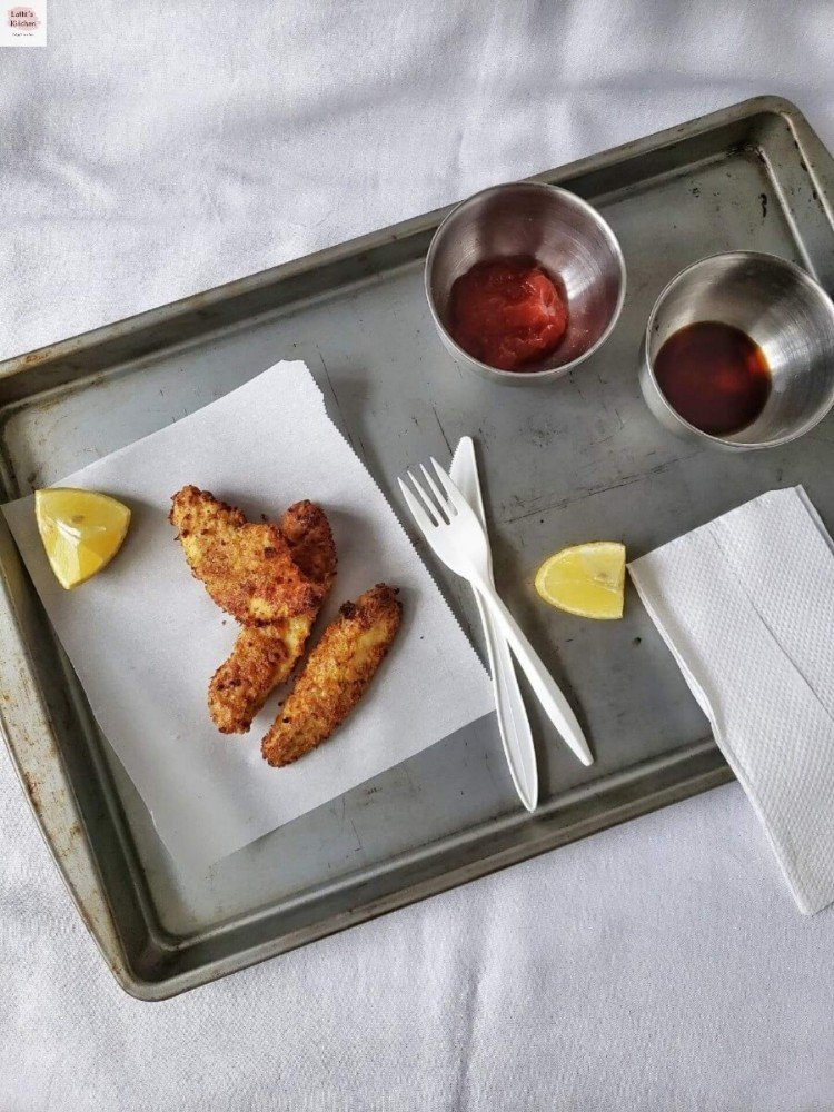 Air fried Chicken breasts, Snack, Air fried chicken tenders, Chicken