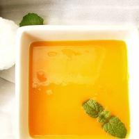 Instant pot Vegan Pumpkin Carrot Soup