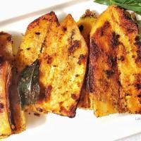 Vazhakai Fry/ Raw Banana Tawa Fry (Air fry option included)