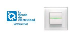 Mecanismos eléctricos Niessen Zenit