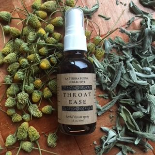 Throat Ease | Herbal Throat Spray