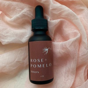 Rose + Pomelo Bitters