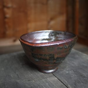 Medium Shino Tea Bowl